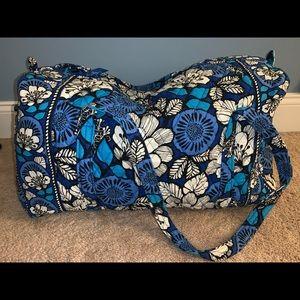 Very Bradley Weekender Bag - Medium Size